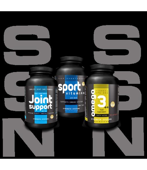 Joint Support 120tabs - Sport Vitamins 120tabs - Omega 3-6-9 90softgels
