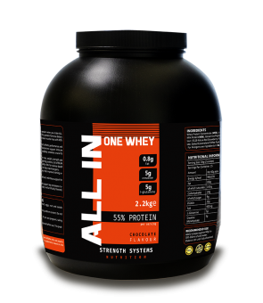 All In One Whey 2.25kg